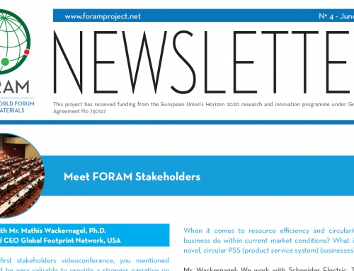 FORAM newsletter #4